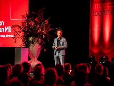 Innovatieseminar 2019 Royal Brinkman impressie 60